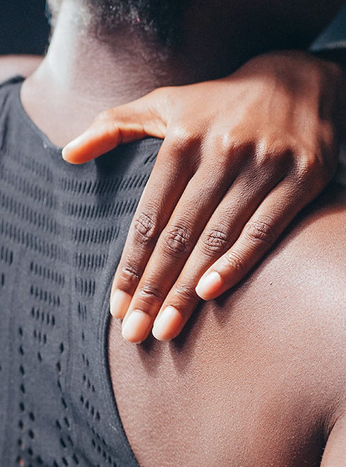 shoulder injury and pain